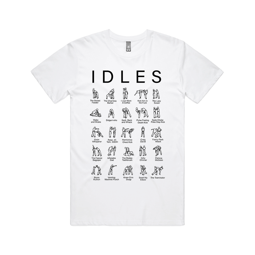 IDLES Home Tops